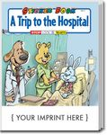 Custom A Trip to the Hospital Sticker Book