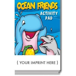 Ocean Friends Activity Pad