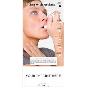 Living with Asthma Slide Chart