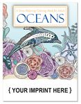 Custom Oceans Coloring Book for Adults