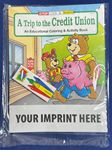 Custom A Trip to the Credit Union Coloring & Activity Book Fun Pack