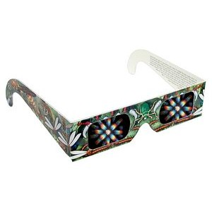 Rainbow Glasses - Insects - Stock Imprint