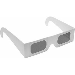3D Glasses - Linear Polarized 45/135 or 0/90 - Stock