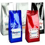 Custom 8 Oz. Gourmet Coffee Bag w/Label