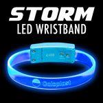 Custom STORM LED Wristband