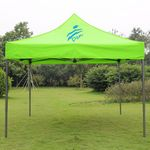 Custom Pop Up Canopy Tent (Full-color)