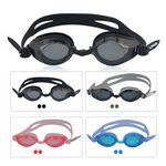Custom Silicone Band Swimming Goggles