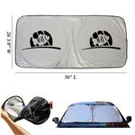 Custom Car Sun Shade