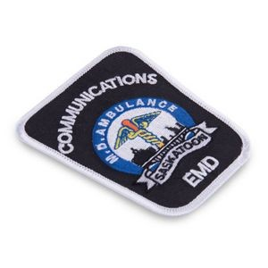 "Embroidered Patches (4.5"") (75% Coverage)"