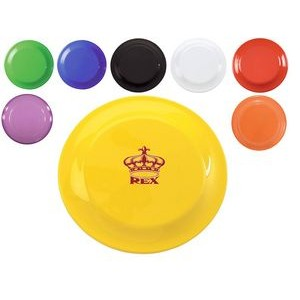 USA Made Colorful Round Flying Discs