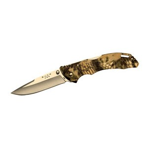 Bantam BLW Buck� Knife w/ Camo Handle & Belt Clip