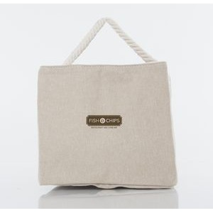 Jute Storage Small With Rope Handle