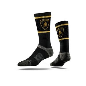 Premium Full Color Crew Socks