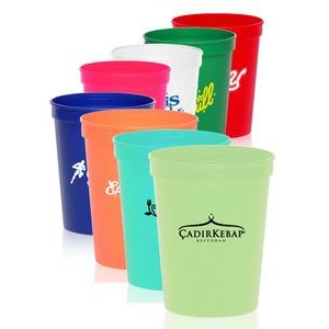 16 oz. Reusable Plastic Stadium Cups
