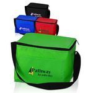 Custom Rectangular Non Woven Polypropylene Lunch Bags