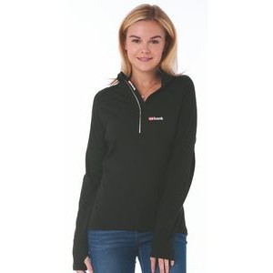 Levelwear Ladies Energy Long Sleeve Pullover