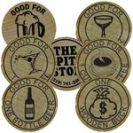 Custom Wooden Nickel