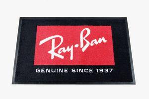 Nylon Dye Injected Door Mat w/ Rubber Backing (4x6)