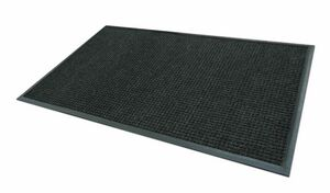 Plain Aqua Dam Mat (3x4)