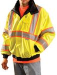 Custom Occunomix High Visibility Premium Four-Way Two-Tone Bomber Jacket