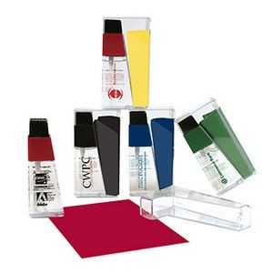 "Lens & Screen Cleaning Kit (6""x6"")"
