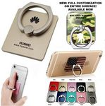 Custom Washington Metal Adhesive Cell Phone Ring Grip holder and Stand