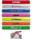 Custom Reflective Safety Slap Wristband
