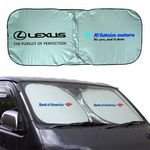 Custom Magic Foldable Sunshade - Rectangle