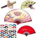 Custom Traditional Bamboo Hand Fan