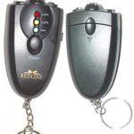 Custom Portable Breathalyzer Tester