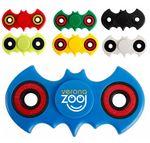 Custom Bat Shaped Fidget Spinner Stress Reliever Toy
