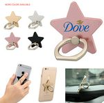 Custom Washington Star Mobile Phone Ring Grip holder and Stand