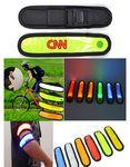 Custom Flashing LED Light Armband