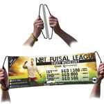 Custom Retractable Hand-Held Scroll Banner