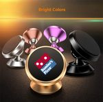 Custom Universal Magnetic Car Phone Holder Mount Ring