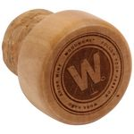 Custom Classic Cork Wine Bottle Stopper