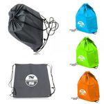 Custom Large Non-Woven Drawstring Bag