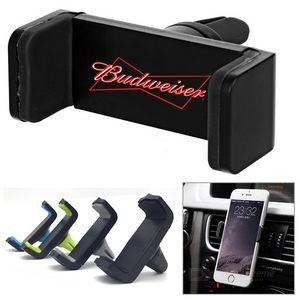 Universal Car Air Vent Cradle Mount Phone Holder