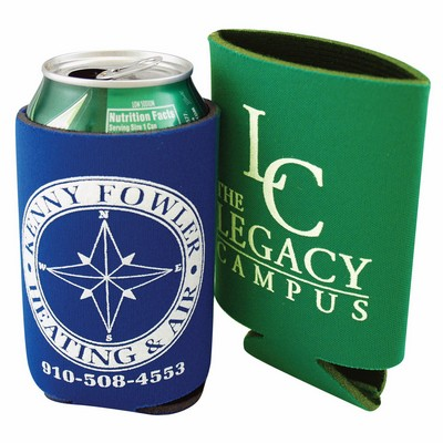 Custom Coolie Collapsible Beverage Insulator