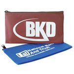 Custom Nylon Standard Deposit/ Organizer Bag