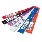 Custom Custom Tyvek Wristbands