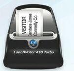 Custom Labelwriter 450 Turbo Badge Printer