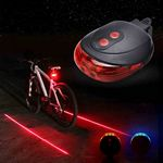 Custom Bicycle Laser Taillight