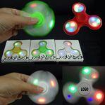 Custom LED Flashing Hand Finger Spinner/Finger Flyer