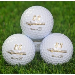 White Practise Golf Ball
