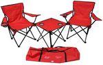 Custom Folding Beach Chair/Table