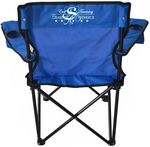 Custom Folding Chair W/ Carrying Bag