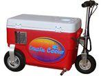 Custom Red Cruzin Cooler 500 Watt