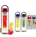 Custom Fruit Infusion Sports Water Bottle