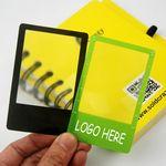 Custom Credit Card Magnifier/Bookmark